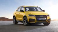 Audi Q3 S line competition je novou sportovní edicí kompaktního SUV.