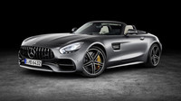 Mercedes-AMG GT odhodil střechu, zde ve verzi C Roadster.