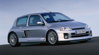 Renault Clio letos slaví 25 let, jednou z nejvýraznějších verzí je ta se šestiválcem.