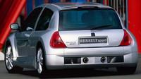 Renault Clio Sport V6 Concept