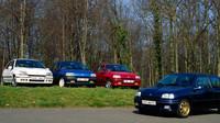 Renault Clio & Clio 16S & Clio Williams