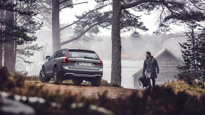 Co říkáte na jejich výšku? Volvo odhalilo ceny terénního kombi V90 Cross Country - anotačné foto