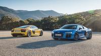 Audi připravuje R8 s dvakrát přeplňovaným šestiválcem.