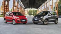 Fiat Panda i v omlazeném provedení přijíždí jako Cross.