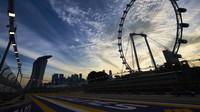 Trať v Singapuru