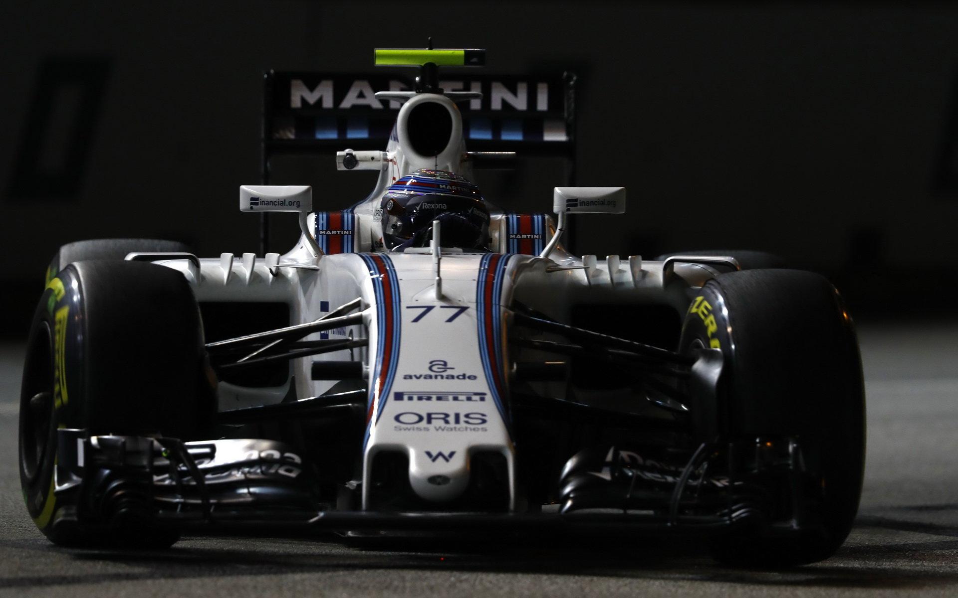 """Williams přišel kvůli horší práci s pneumatikami """"o spoustu bodů,"""" zlepšení již brzy - anotační obrázek"""