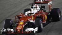 Ferrari: Vettelův problém z kvalifikace v Singapuru se nebude opakovat - anotační obrázek