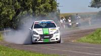 Nový český pohár pro posádky s vozem Peugeot 208 R2 - anotační foto