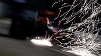 Red Bull jiskří v kvalifikaci v Singapuru