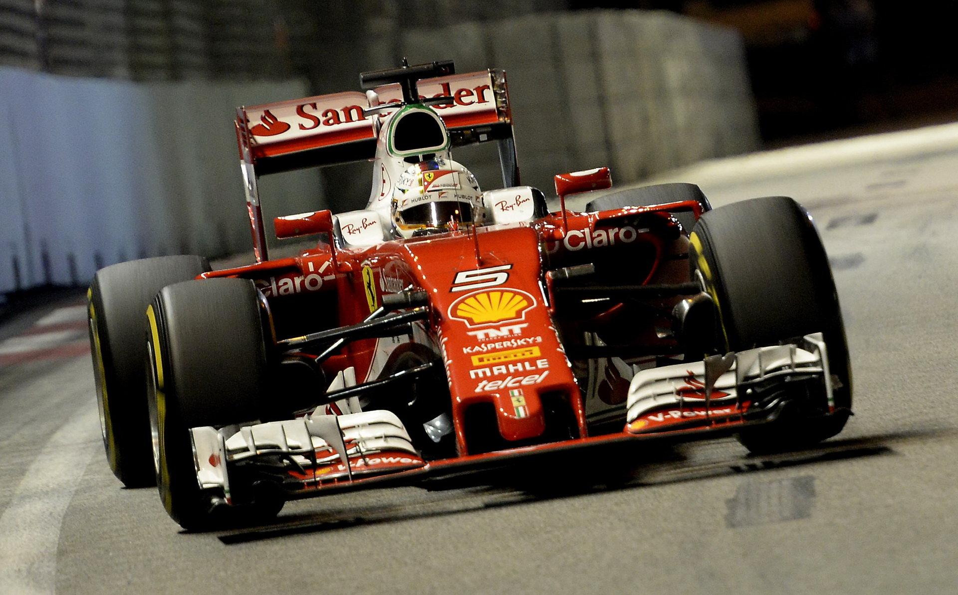 Ferrari do Malajsie přiveze vylepšení aerodynamiky, zoufale chce porazit Red Bull - anotační obrázek