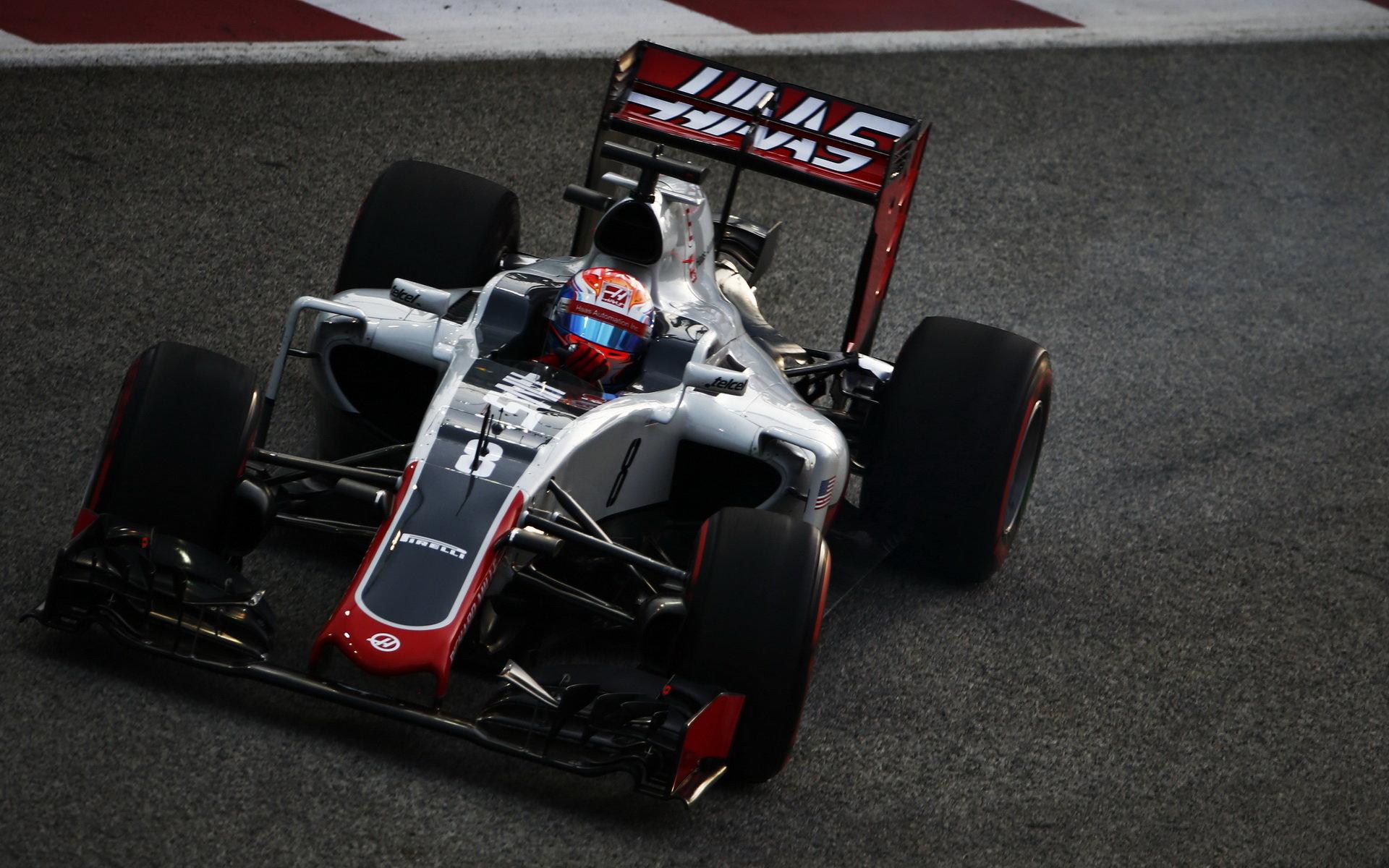 Uvěří Grosjean svému autu? Příčina singapurských potíží byla lokalizována - anotační foto