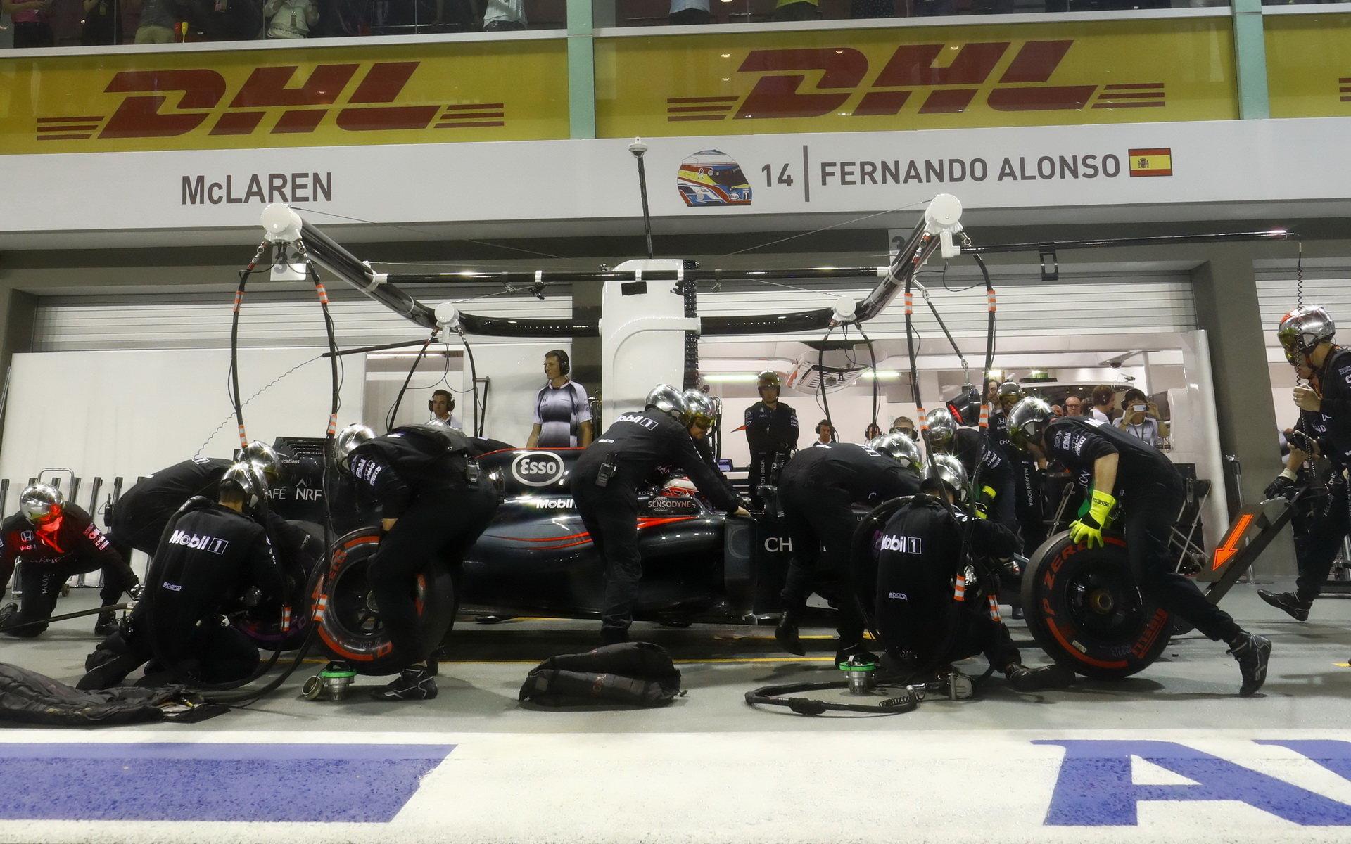"""""""Jsme opět připraveni vítězit!"""" McLaren má načase, čekání na triumf je dlouhé - anotační obrázek"""