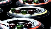 Pneumatiky Pirelli před závodem v Singapuru