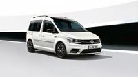 Do divadla i v dodávce! Musí to však být Volkswagen Caddy Edition 35 - anotační foto