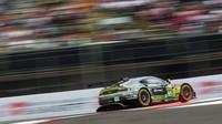 Aston Martin Vantage V8 posádky Sorensen, Thiim