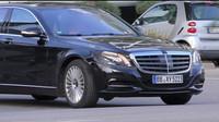 Omlazený Mercedes-Benz třídy S