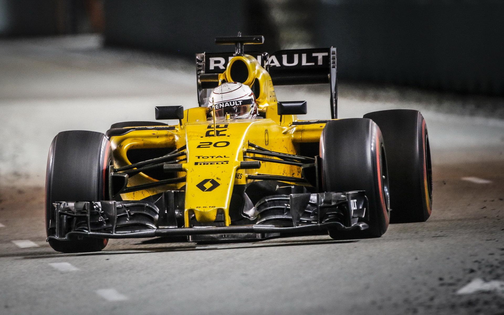 Špatné auto ztěžuje výběr jezdců pro rok 2017, Renault má přesto