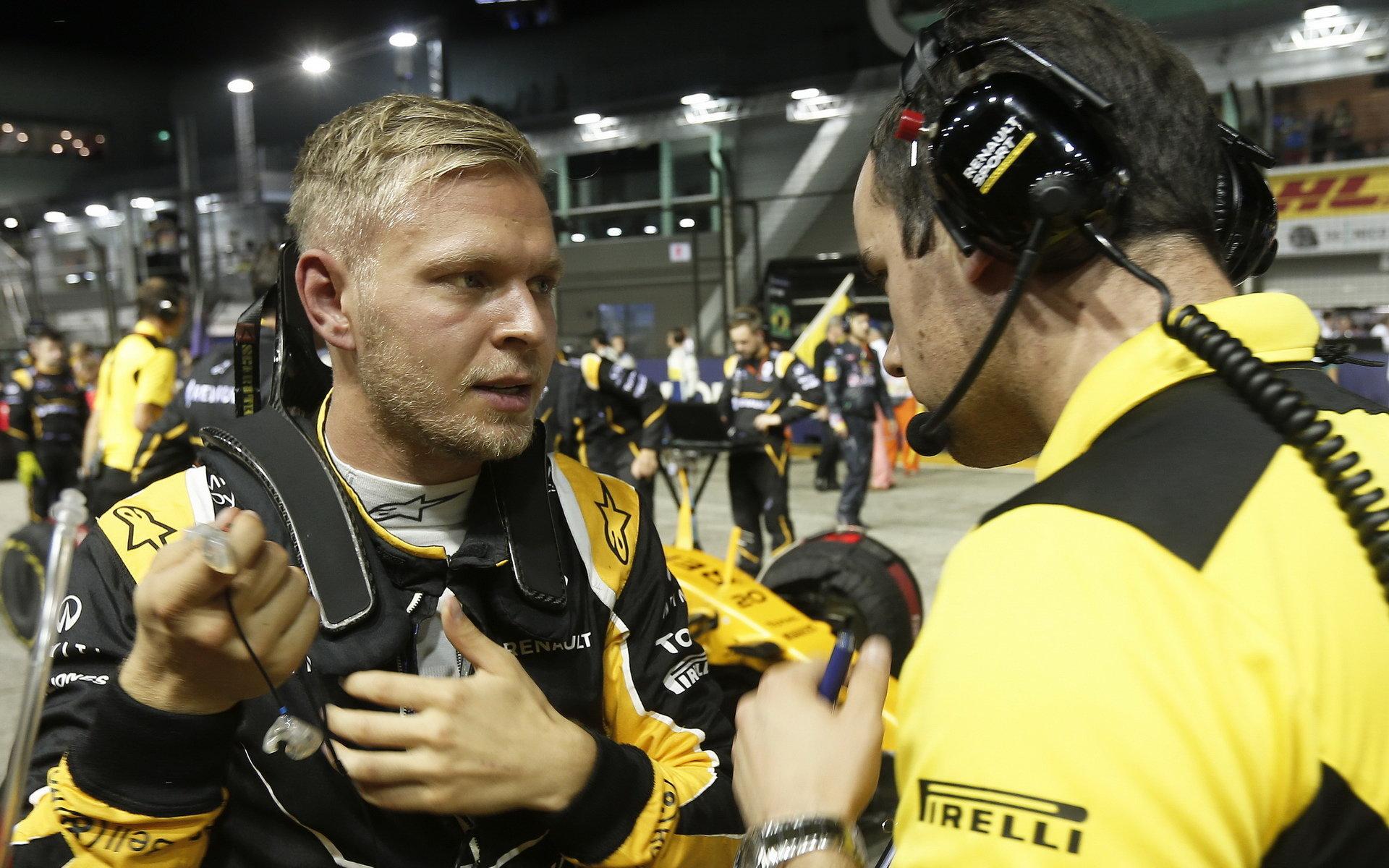 """""""Jednání Renaultu nechápu,"""" zlobí se Magnussen - anotační obrázek"""