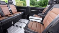 Volkswagen Multivan PanAmericana má projet i lehčí terén.