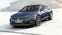 Divoká ukázka Volkswagenu CC (2018). Tohle bychom si nechali líbit