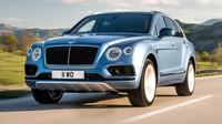 Bentley Bentayga dostalo čtyřlitrový naftový osmiválec s trojitým přeplňováním.
