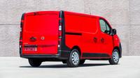 Nissan NV300 je dalším sourozencem Renaultu Trafic.