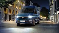 Volkswagen e-Crafter je ukázkou budoucí německé elektrické dodávky.