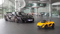 Ride On McLaren P1 je nejdostupnějším modelem britské automobilky.
