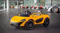 McLaren představuje nejrychlejší elektromobil planety. Dovolit si ho může opravdu každý - anotační foto