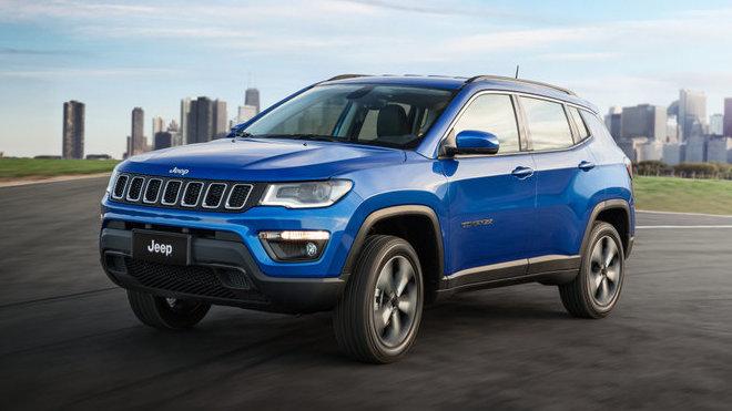 Nový Jeep Compass může konkurovat těm nejlepším.