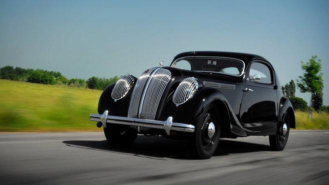 Škoda Popular Sport Monte Carlo patří dodnes k nejkrásnějším českým a československým autům.