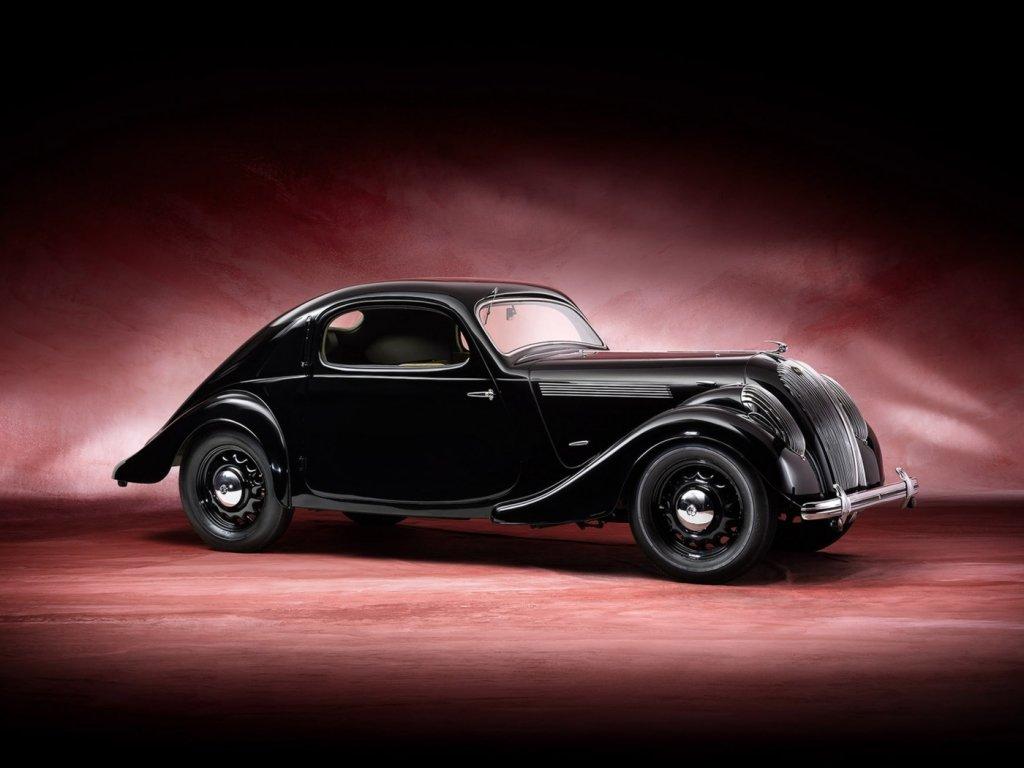 Nejkrásnější české auto má osmdesát. Škoda Popular Sport Monte Carlo byla jen pro vyvolené - anotační foto