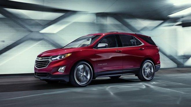 Chevrolet Equinox přijíždí ve čtvrté generaci i s turbodieselem.