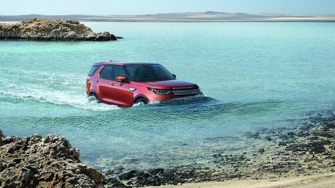 Land Rover Discovery přichází v páté generaci, která větší než doposud.