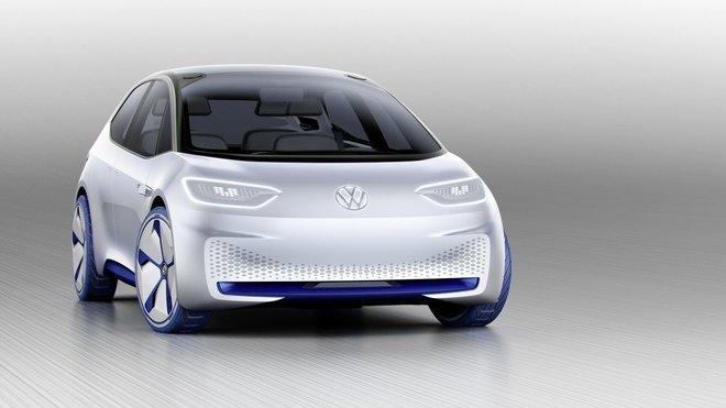 Ilustrační foto (Volkswagen I.D.)
