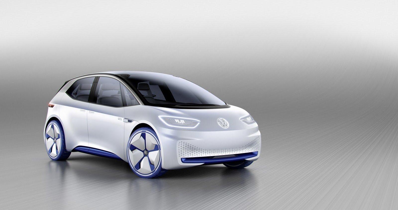 Volkswagen I.D. je prvním chystaným elektromobilem z rodiny I.D., kterého se dočkáme v produkční verzi.