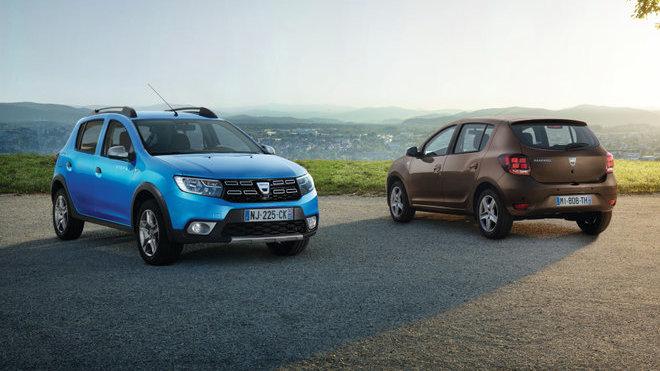 Dacia Sandero prošla, stejně jako Logan, omlazovací kúrou.