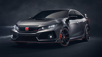 Nová Honda Civic Type R (2017)