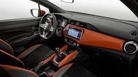 Pátá generace Nissanu Micra