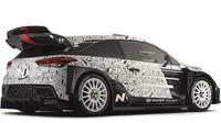 Hyundai v Paříži prezentoval koncept modelu i20 WRC 2017 + FOTO - anotační obrázek