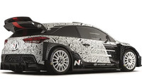 Hyundai v Paříži prezentoval koncept modelu i20 WRC 2017 + FOTO - anotační foto