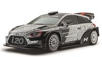Hyundai vyjede s novou i20 WRC na Monza Rally Show - anotační foto