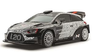 Hyundai vyjede s novou i20 WRC na Monza Rally Show - anotační obrázek