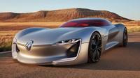 Nádherný Renault Trezor opisoval od Škodovky. Vzhled zabijí pohonným ústrojím - anotační obrázek
