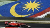 Vettel: Ferrari musí být ohledně našich šancí v Malajsii realistické - anotační foto