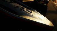 Přední křídlo vozu Force India VJM09 - Mercedes v Malajsii