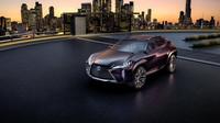 Lexus UX představuje budoucnost kompaktních SUV.