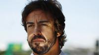 Fernando Alonso v Malajsii