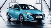Ilustrační foto (Toyota Prius Plug-in Hybrid)