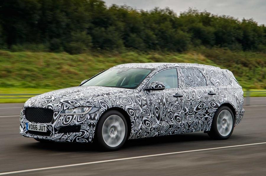 Jaguar XF Sportbrake letos zatopí třeba novému BMW 5 Touring.